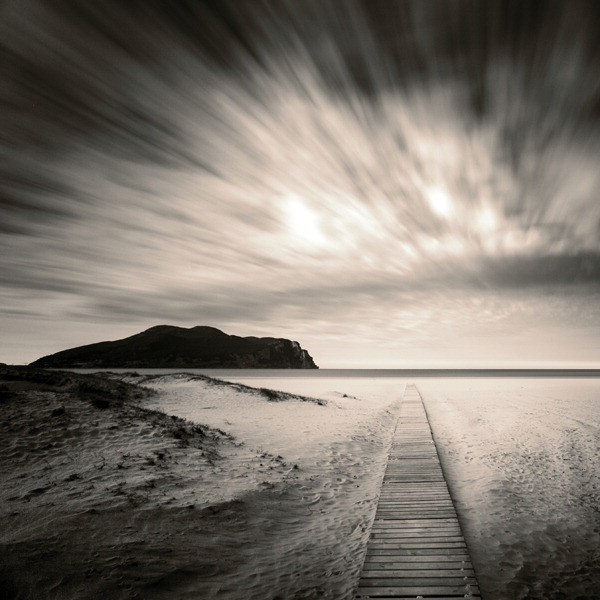 Beach Plank Walk