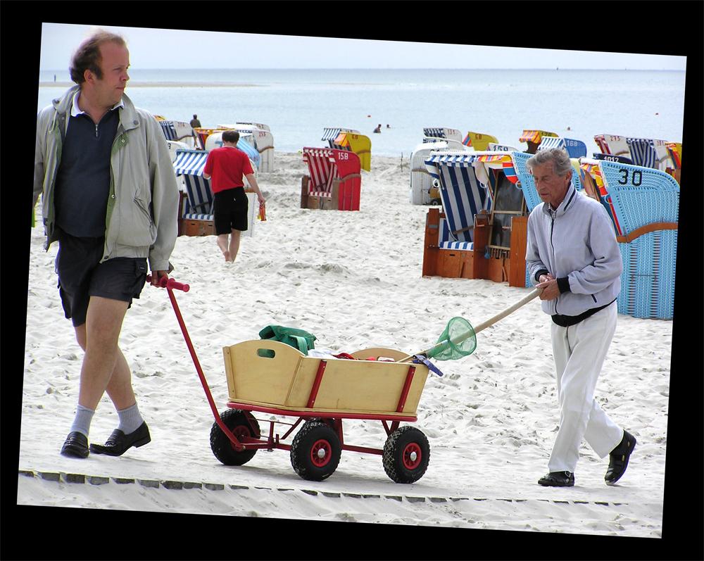 beach rallye