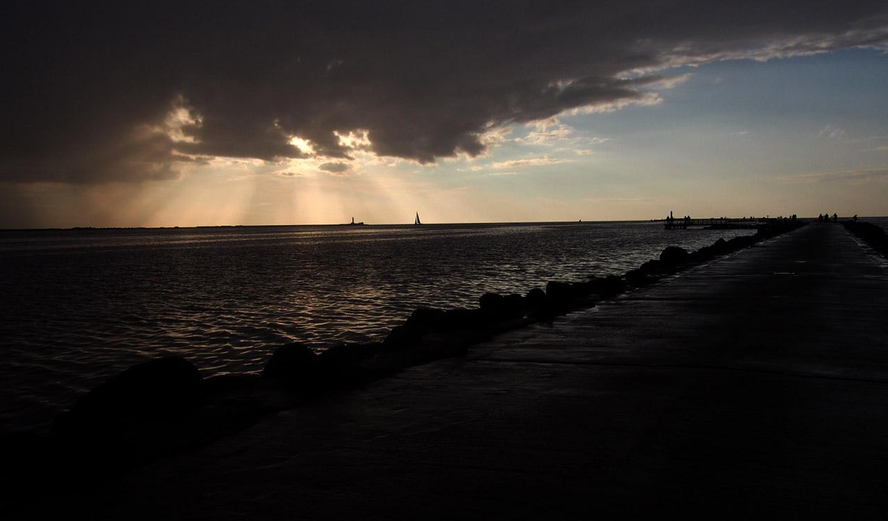 Beach Riga
