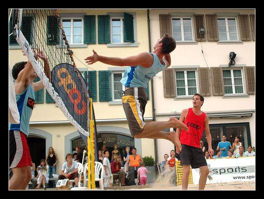 Beach Volleyball Sursee 6