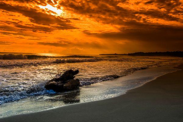 Beach von Rio Cocles