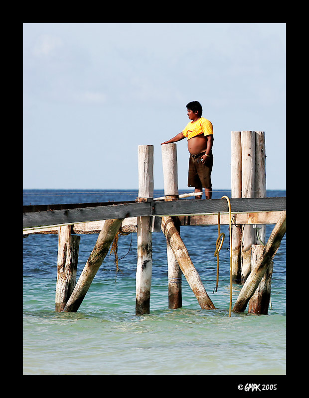 Beach-Wear 2005: man(n) trug wieder Tops