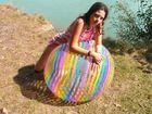 Beachball Girl