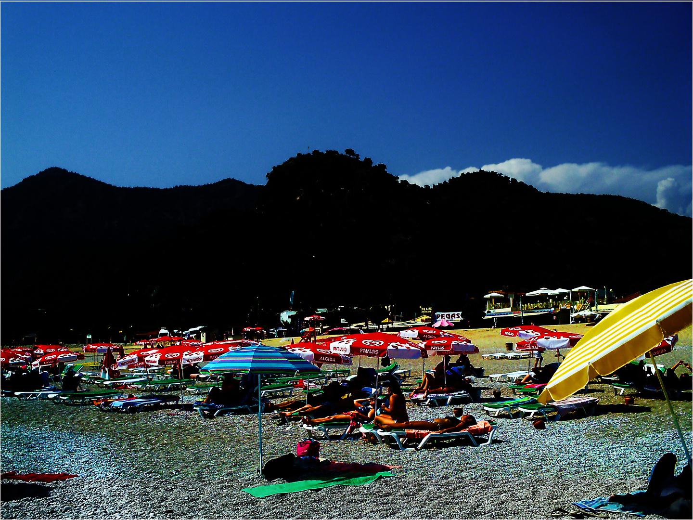 beaches of Asia Minor - Turkey