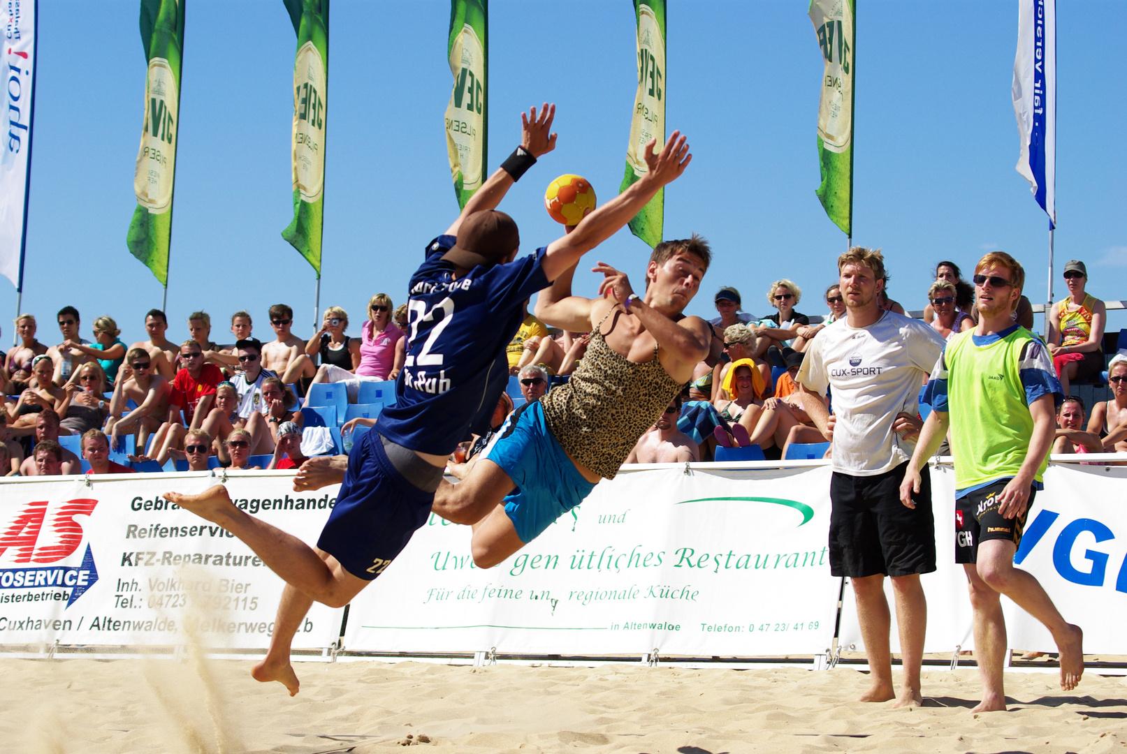 Beachhandball Hummel Cup 2010