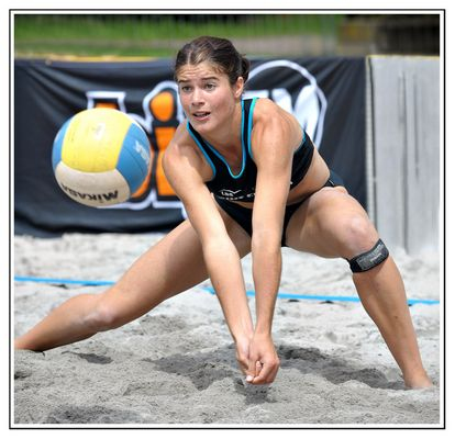 Beachvolleyball # 02