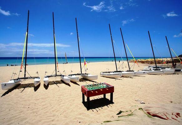 Beachvolleyball ist doch langweilig :-)