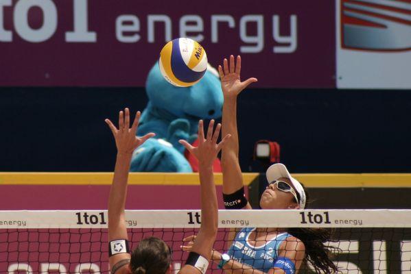 Beachvolleyball World Cup