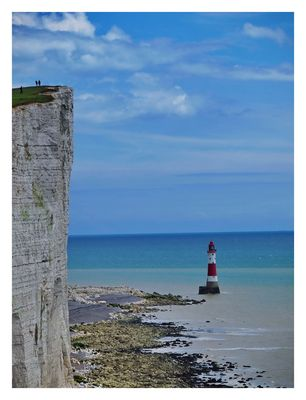 Beachy Head . . .