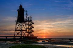 beacon-sunset