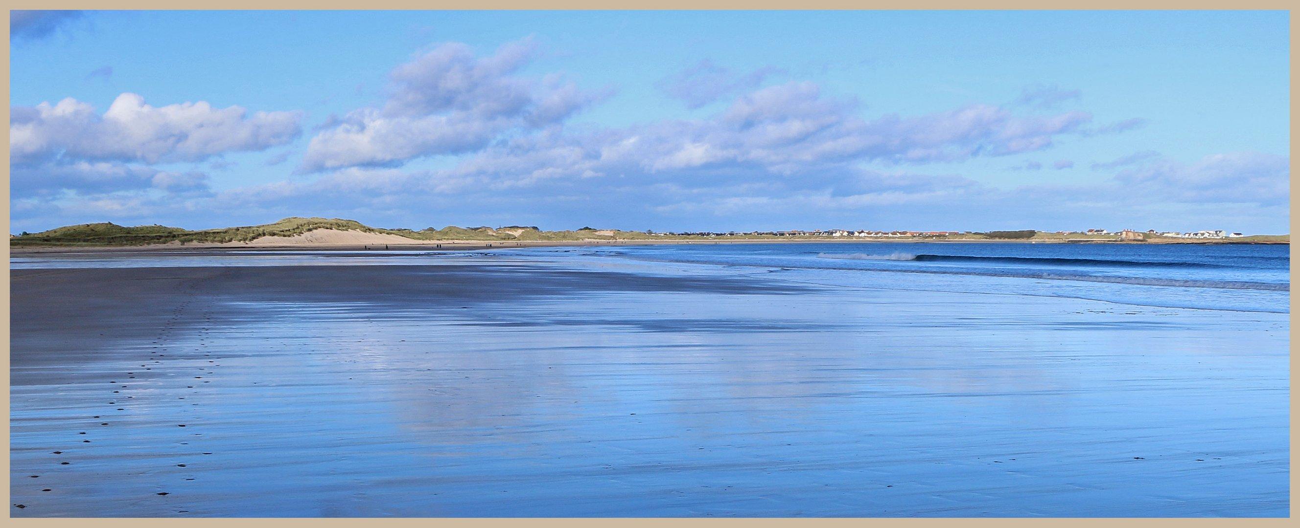 Beadnell bay Northumberland 17b