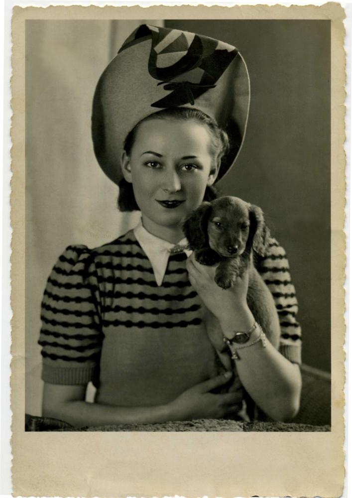 bearbeitet - Bild aus 1946 Paris