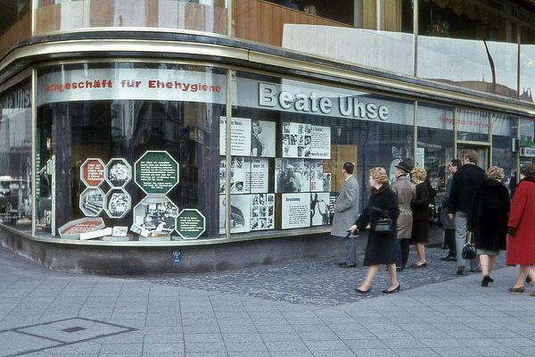 Beate Uhse kam nach Berlin