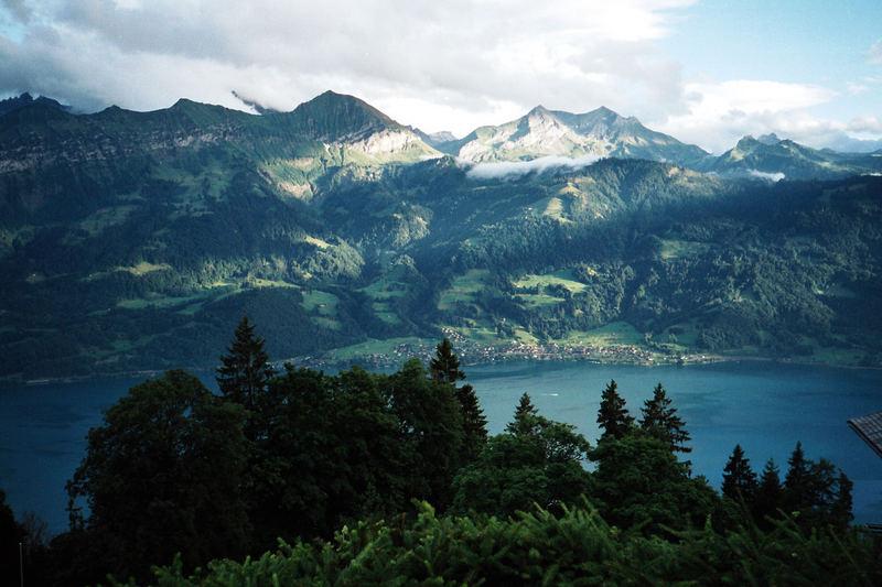 Beatenberg (Schweiz) - Thuner See