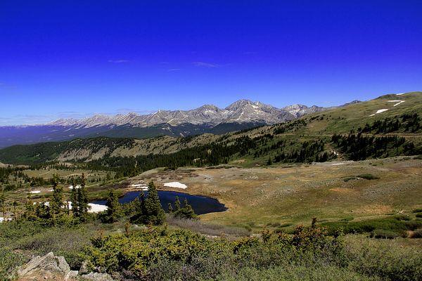 ...beatiful Colorado... Cottonwood Pass