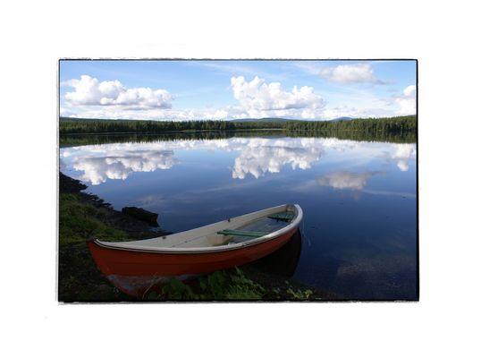 Beatiful lake