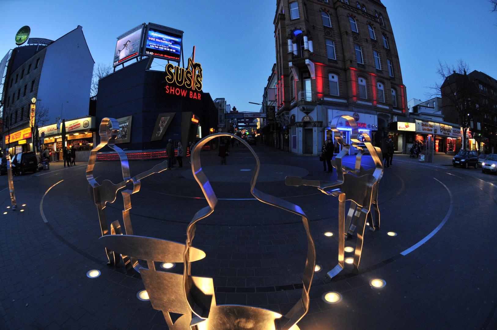 Beatles Platz