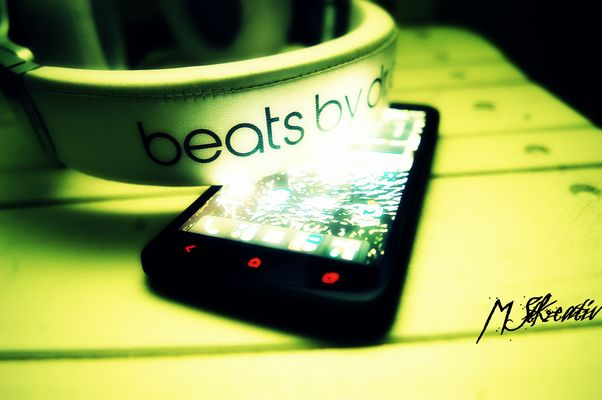 BEATS Audio & HTC OneX+