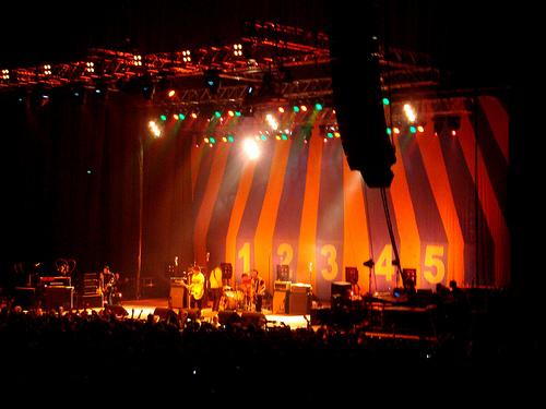Beatsteaks live, Westfalenhalle 1, Dortmund, 07.04.2008