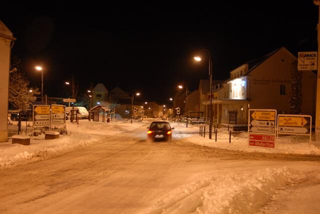 Beaufort im Winter