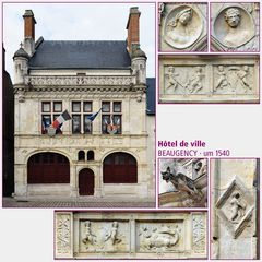 Beaugency · Hôtel de Ville