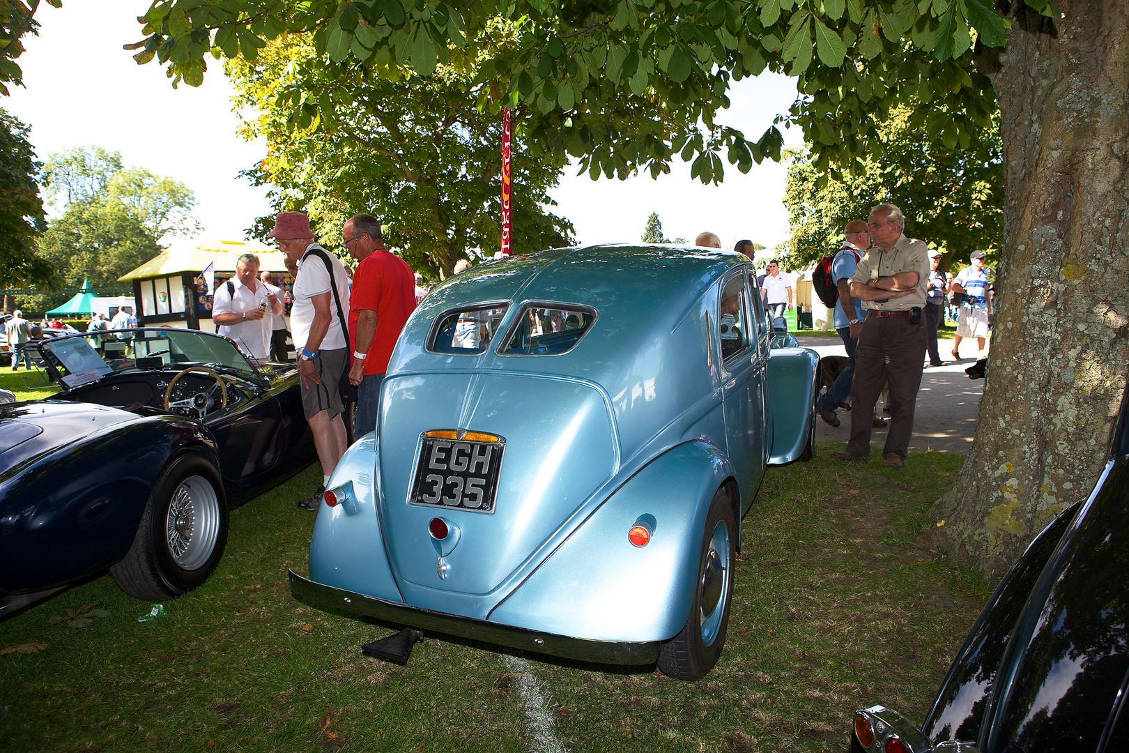 Beaulieu Auto Jumble......