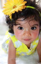 Beautiful in yellow !