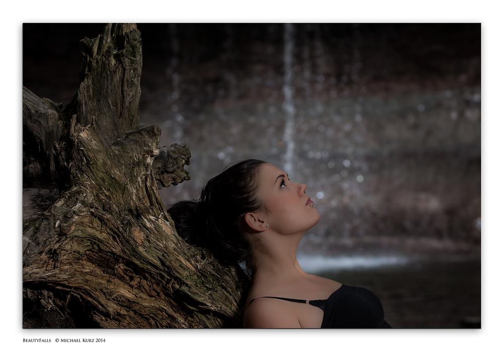 """Beauty Falls"" © Michael Kurz 2014"