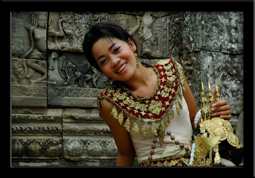 Beauty of Cambodia - Bayon