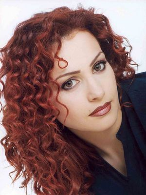 Beauty with red Hair