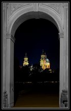 Beautyful Munich at night Special Edition