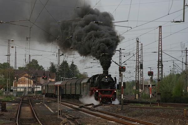 Bebraer Dampfmacher 2010