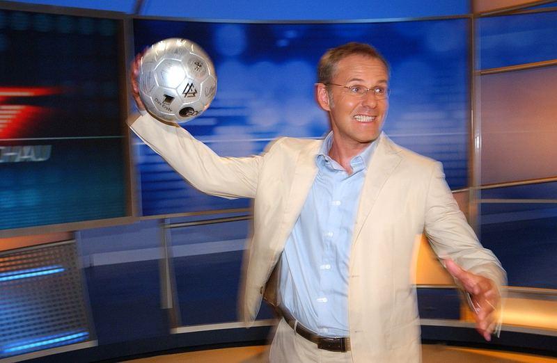Beckmann ist doch Fußballexperte oder war es Handball ?