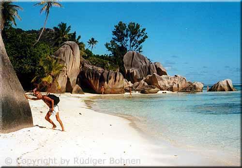 BECKS Traumstrand (Seychellen)