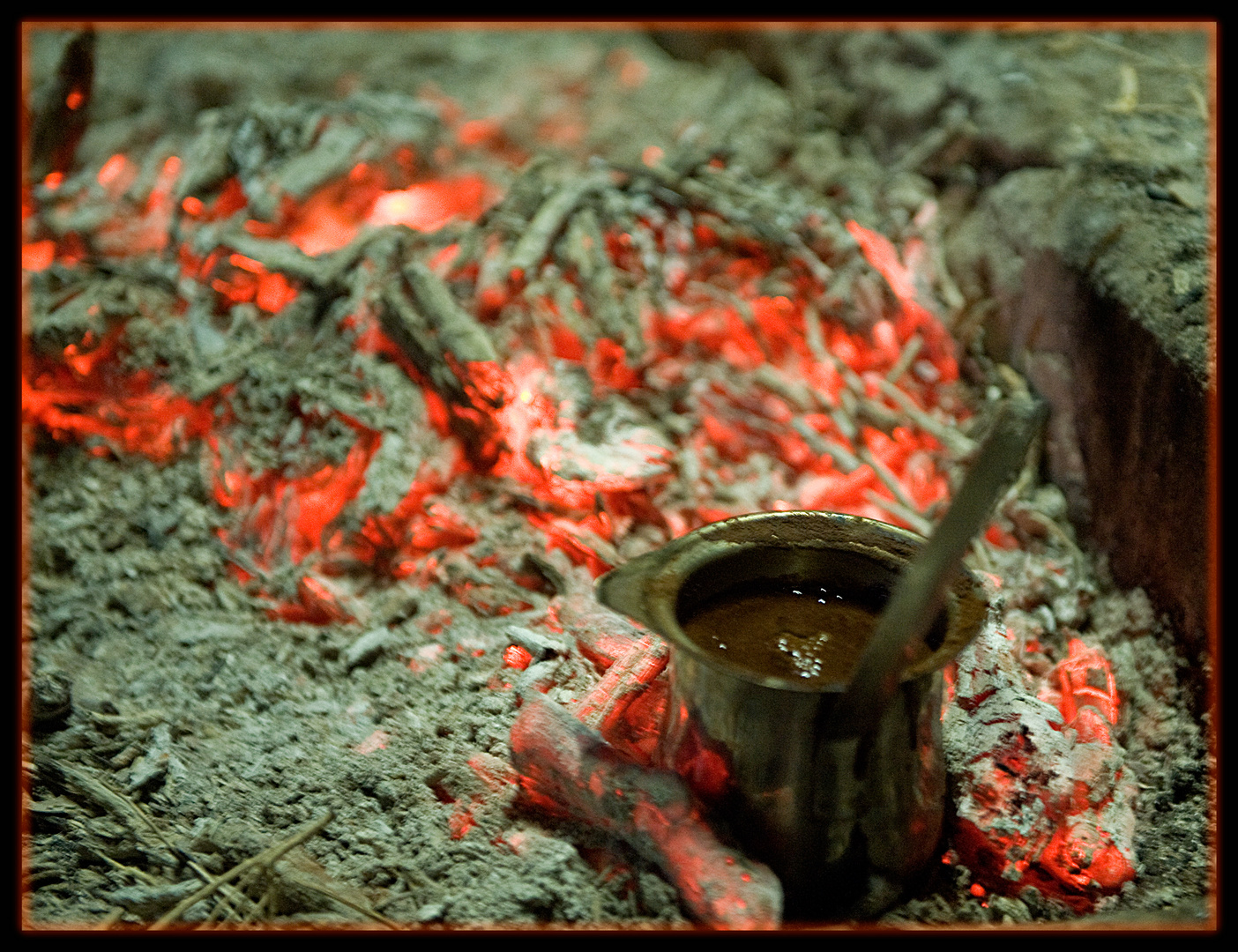 Bedouin caffe