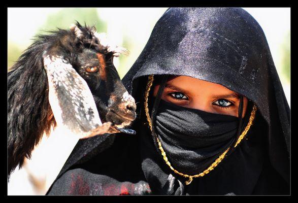 .. bedouin girl ..