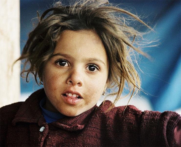 Bedouin Mädchen