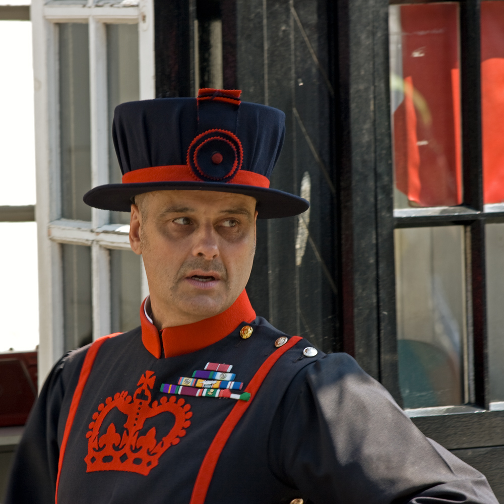 Beefeater - Yeoman Warder