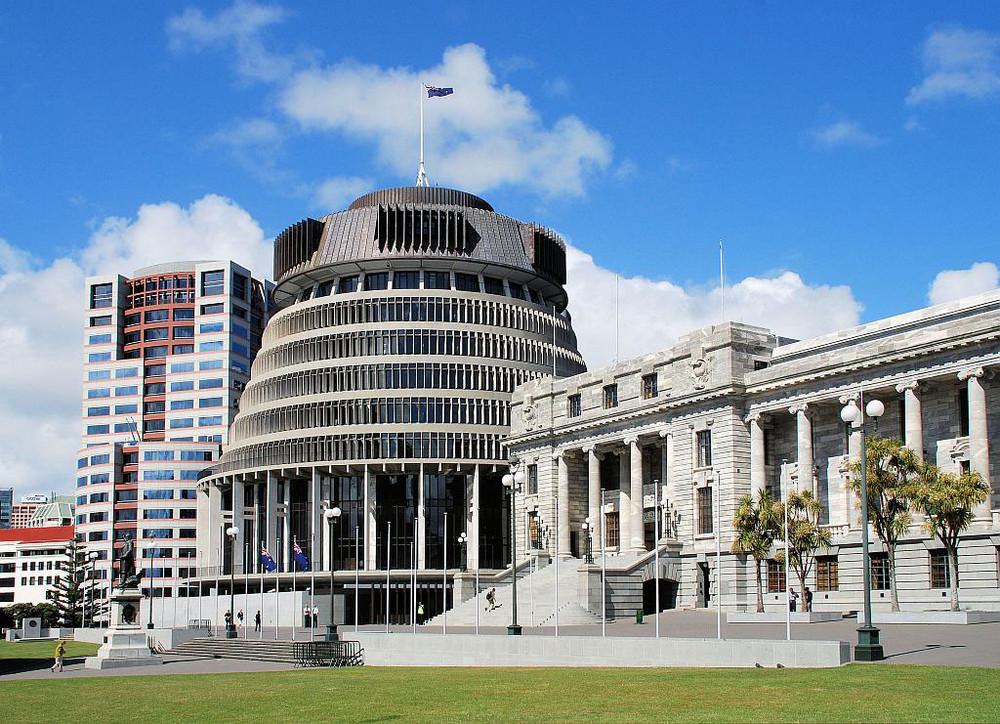 Beehive - Wellington / NZ