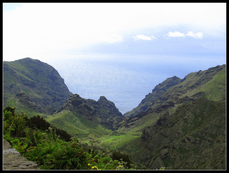Beeindruckende Natur im Teide-Gebirge