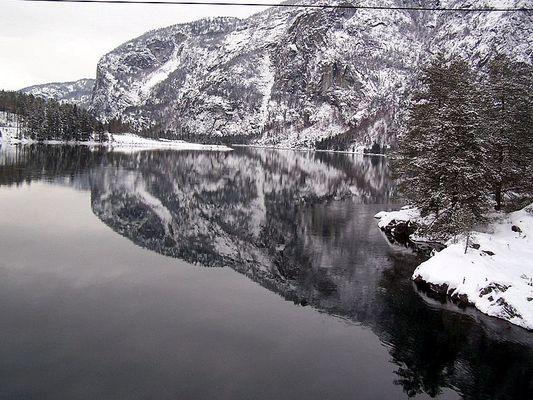Beeindruckt von Norwegen