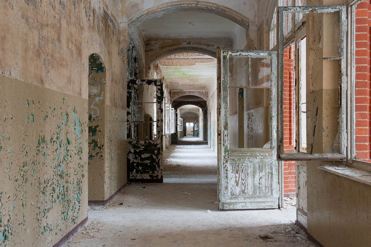 Beelitz Heilstätten #6