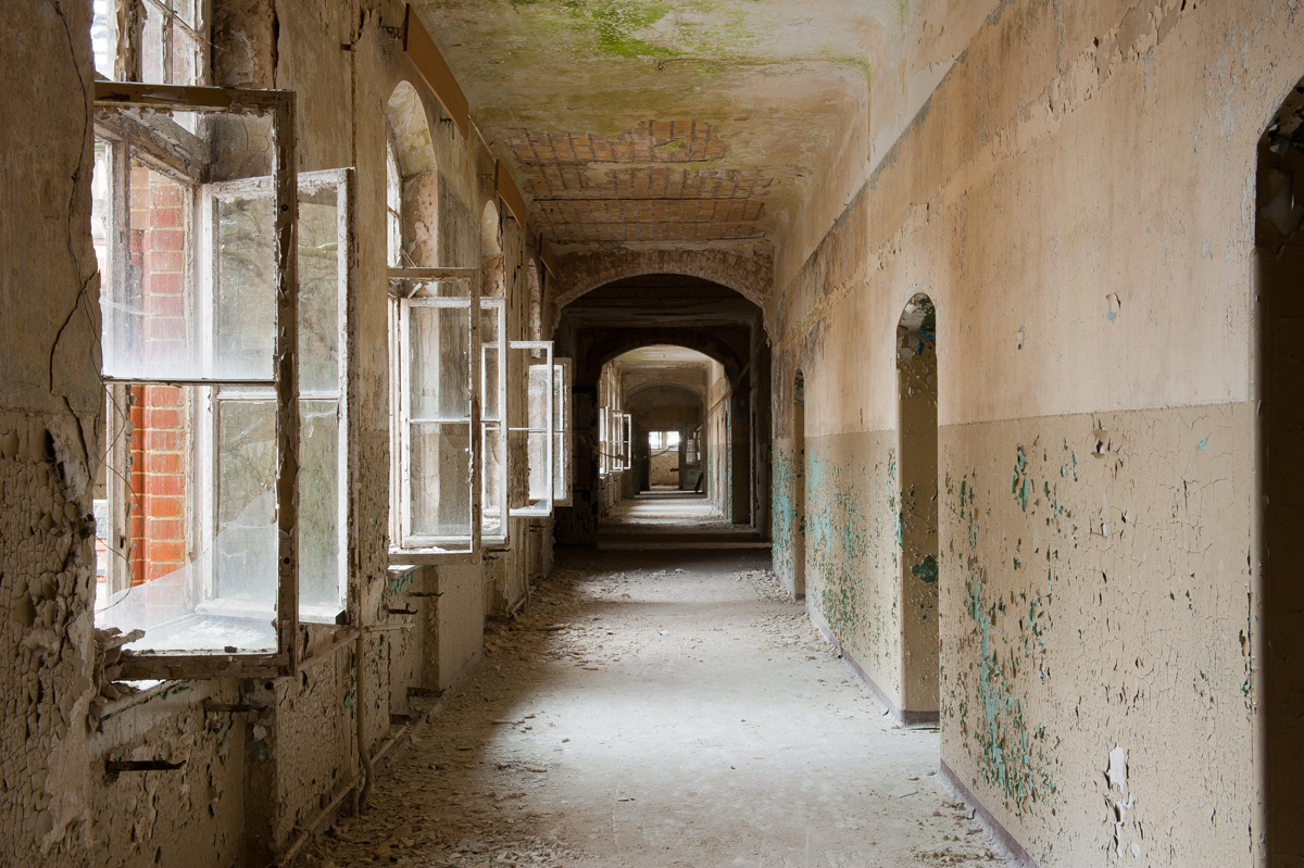 Beelitz Heilstätten #7