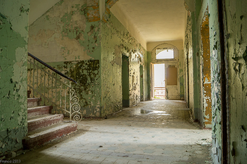 Beelitz Heilstätten, Frauenklinik