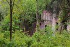 Beelitz Heilstätten - Frauenlungenheilstätte Alpenhaus (6)