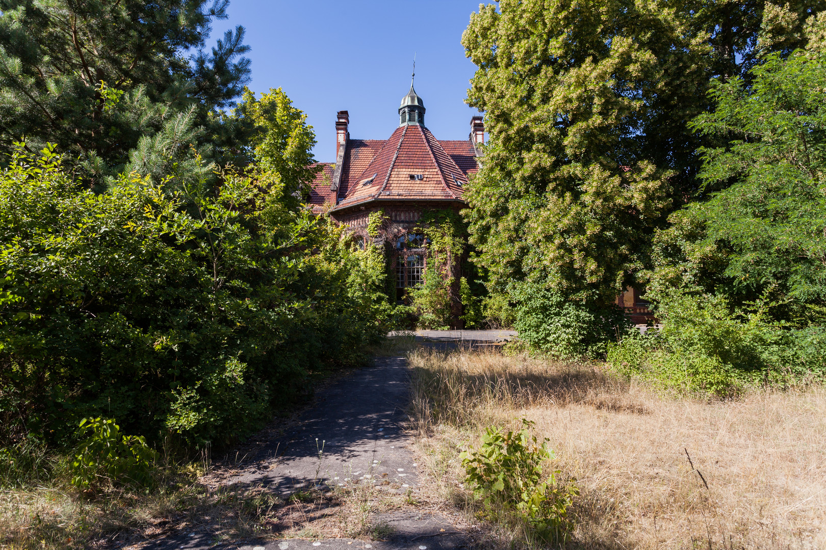 Beelitz Heilstätten - Frauensanatorium (1)