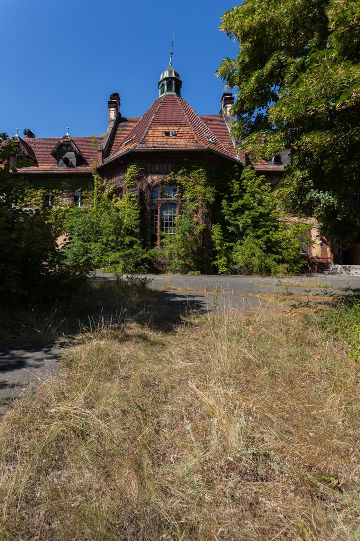 Beelitz Heilstätten - Frauensanatorium (10)