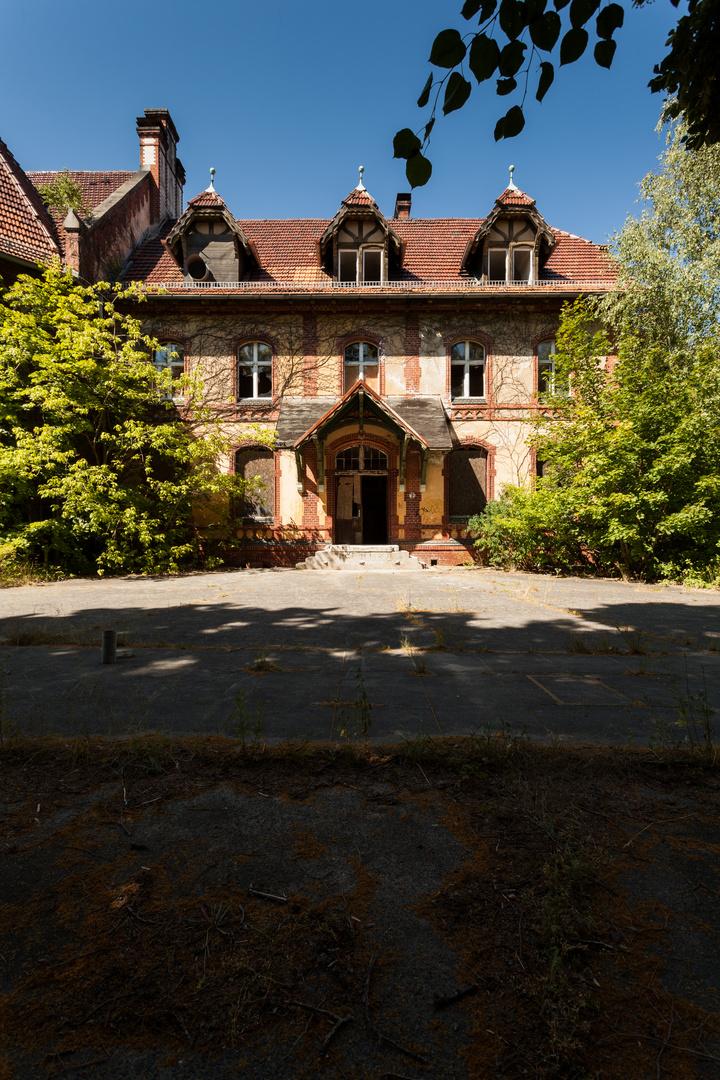 Beelitz Heilstätten - Frauensanatorium (11)