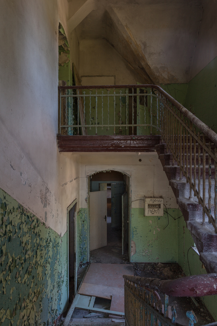 Beelitz Heilstätten - Frauensanatorium (22)
