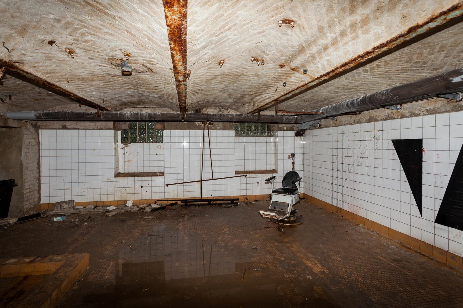 Beelitz Heilstätten - Frauensanatorium (25)